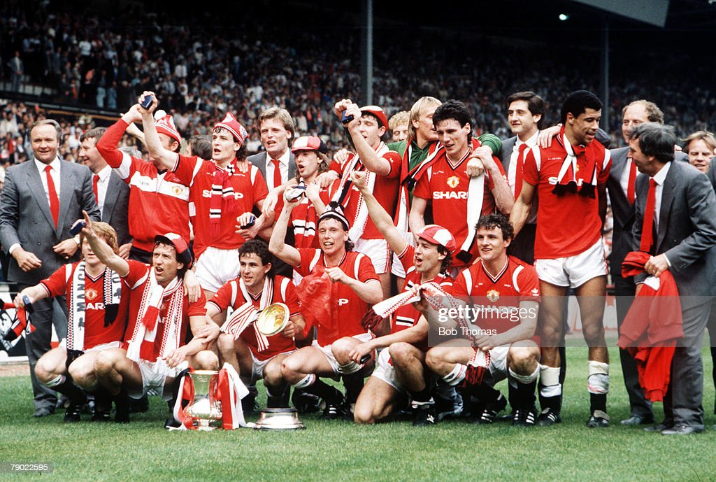 football-1985-fa-cup-final-wembley-18th-may-manchester-united-1-v-0-picture-id79022595
