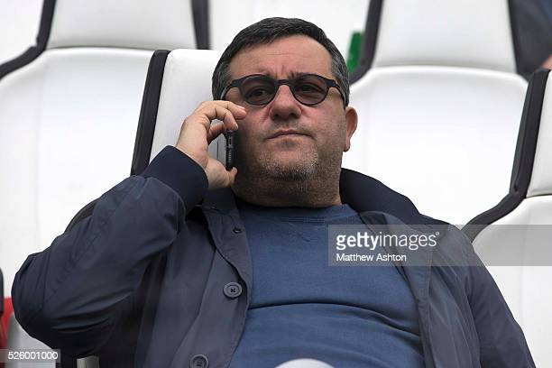 Football agent Mino Raiola Agent of Ibrahimovic and Pogba