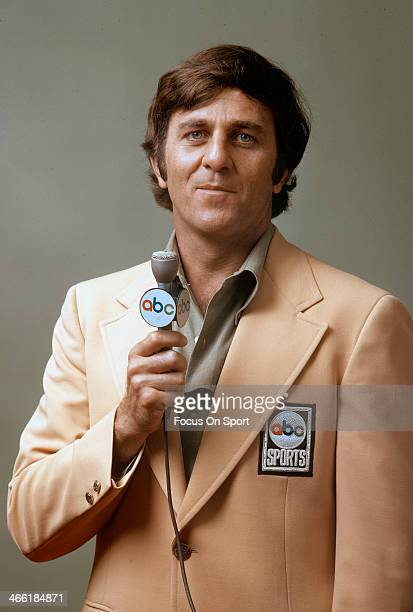 NFL football analyst Don Meredith in this portrait circa 1971 Meredith played quarterback in the NFL for the Dallas Cowboys from 196068