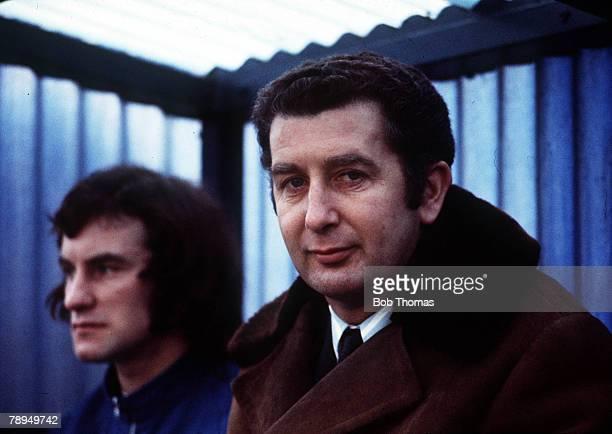 Football Birmingham City manager Freddie Goodwin