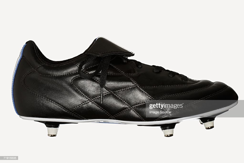 Football boot : Stock Photo