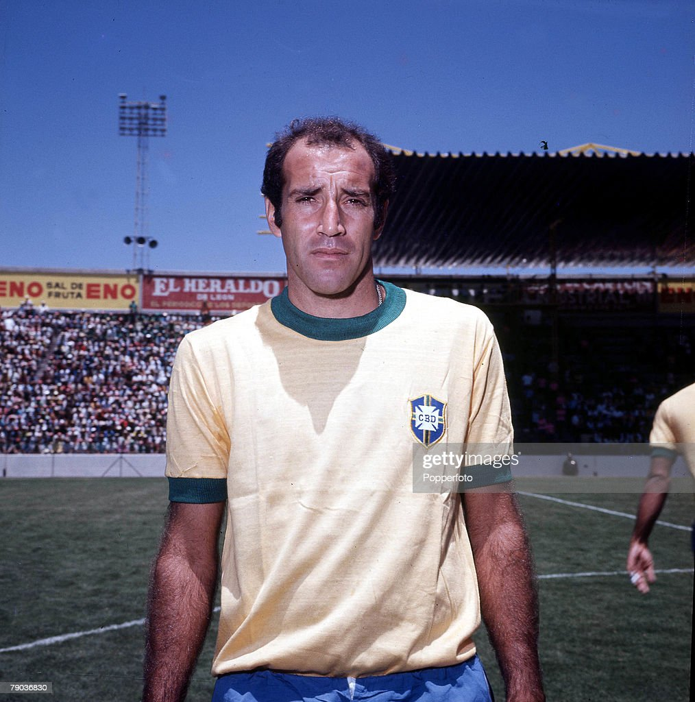 Football Brazil s Gerson one of the stars of the victorious 1970