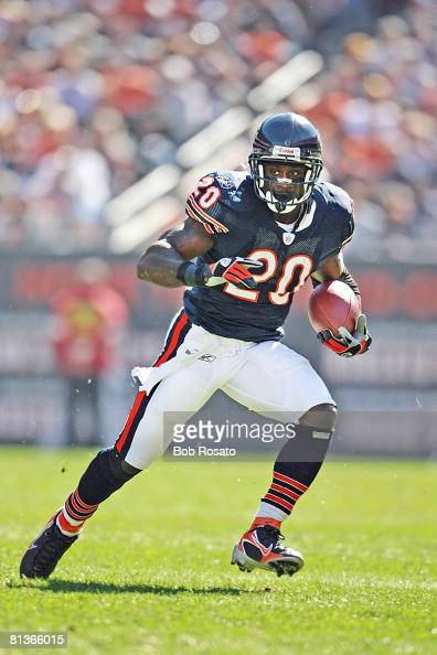 Thomas Jones Bears