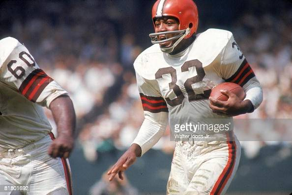 Jim Brown Cleveland >> Cleveland Browns Jim Brown Pictures | Getty Images