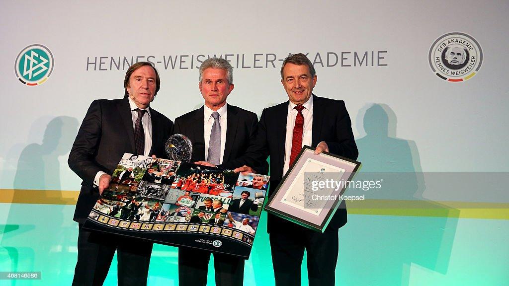 Coaching Award Ceremony & Closing Event UEFA Pro Coaching Course 2014/2015