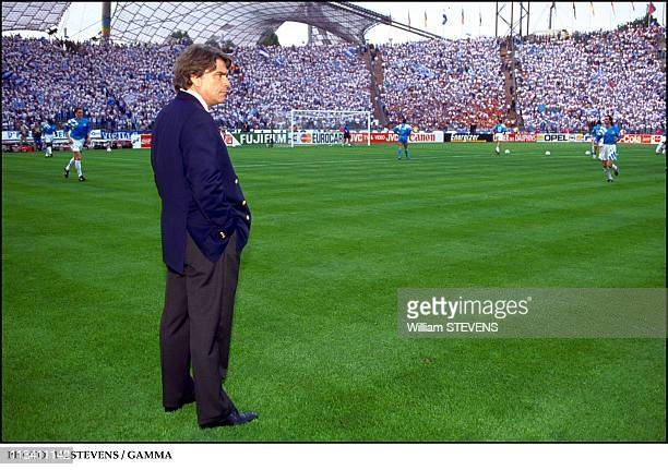 Football/ Coupe D'Europe OMMilan AC On May 26th 1993