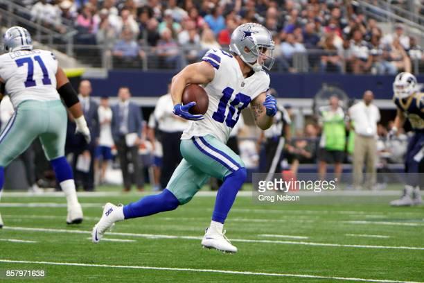 Dallas Cowboys Ryan Switzer in action vs Los Angeles Rams at ATT Stadium Arlington TX CREDIT Greg Nelson