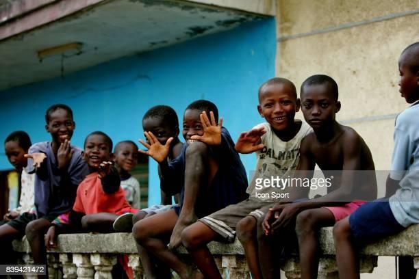 Football de rue Abidjan Cote d'Ivoire