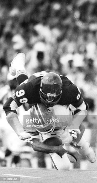SEP 9 1984 Football Denver Broncos