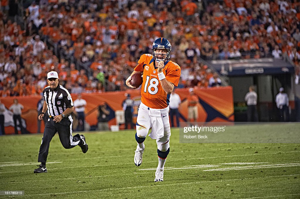 Denver Broncos vs Pittsburgh Steelers