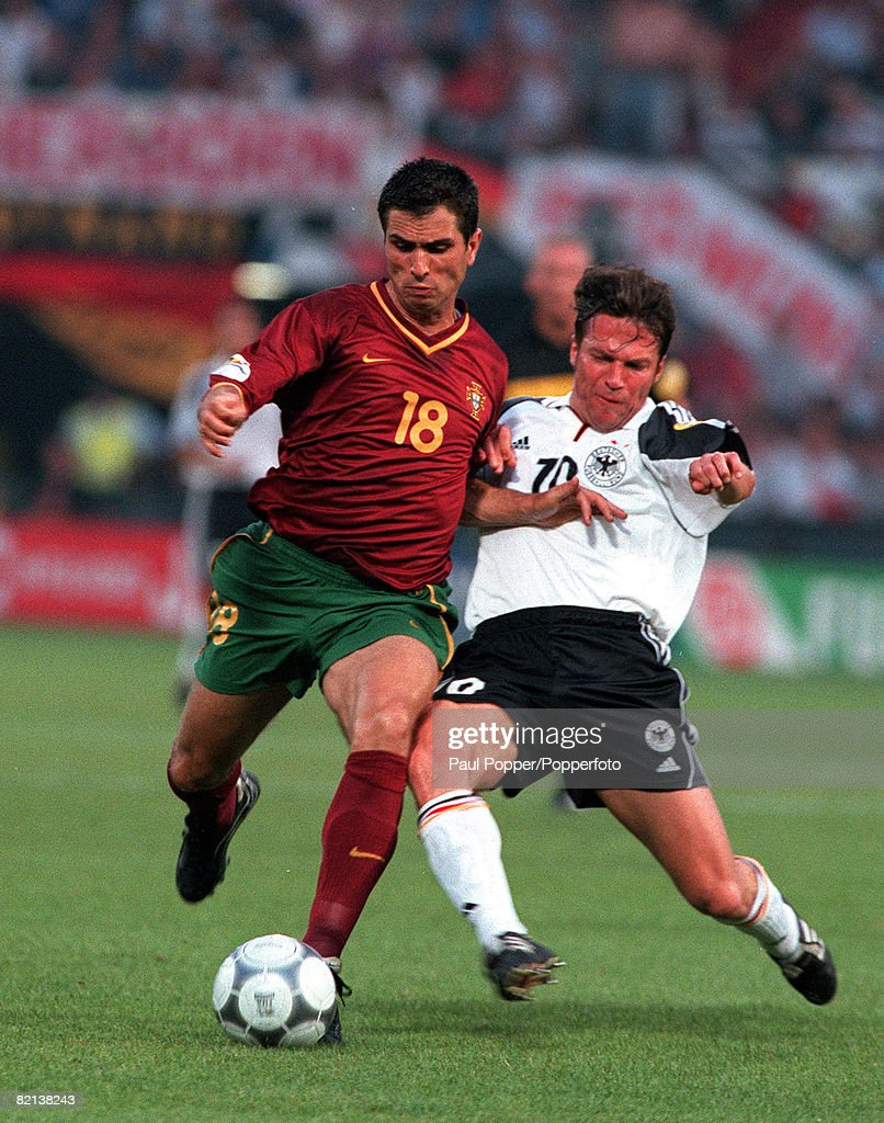UEFA Euro 2000 Portugal v Germany Group Stage s and