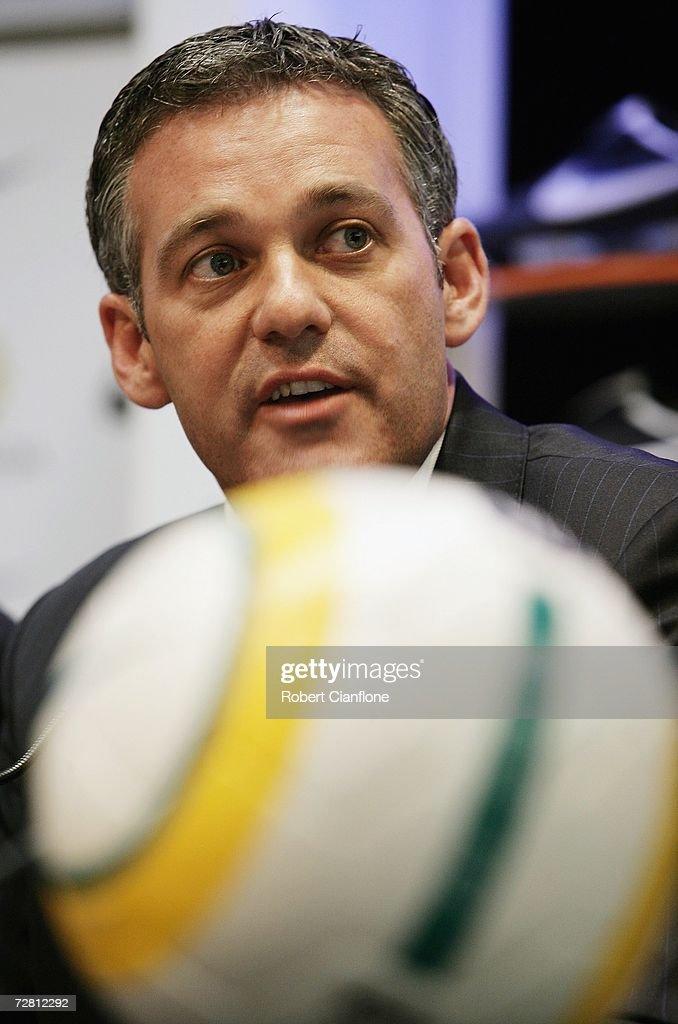 Football Federation Australia Announce Nike Sponsorship Agreement