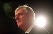 Football Federation Australia Chairman Steven Lowy arrives ahead of the 2016 FFA Dolan Warren Awards at Carriageworks on April 26 2016 in Sydney...