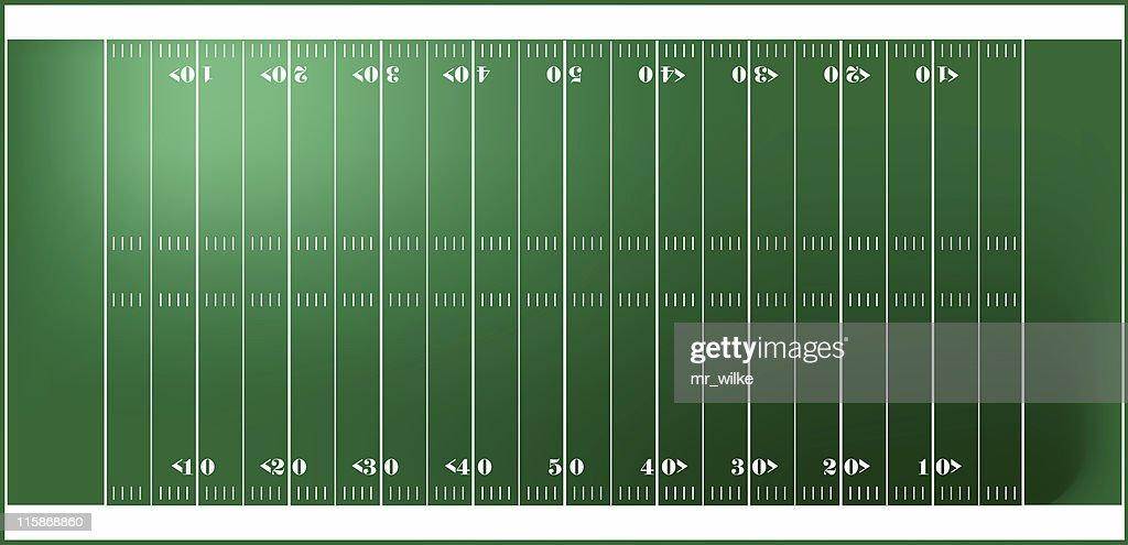 Terrain de football américain : Photo