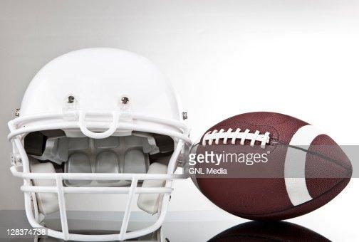 Football Gear Studio : Stock Photo