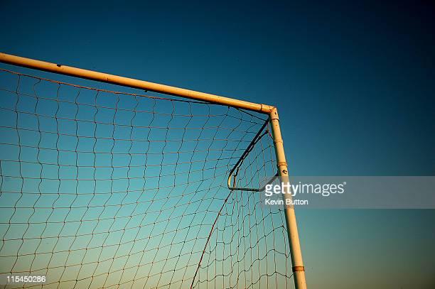 Football Goalpost and Net
