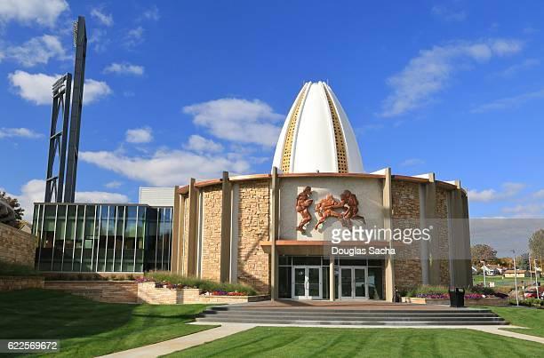 Football Hall Of Fame, Canton, Ohio, USA