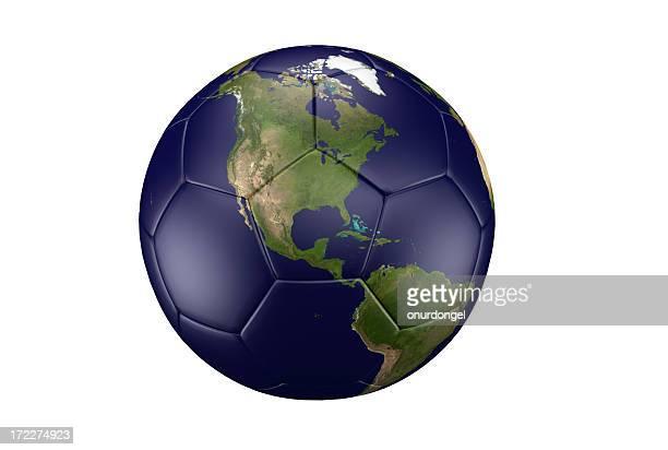Es mundo de fútbol