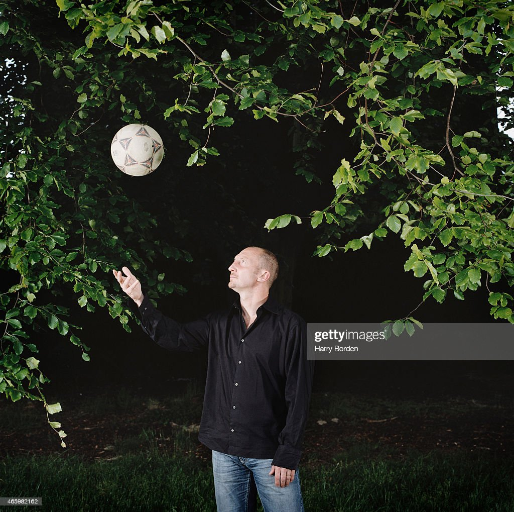 Football manager and former player, <a gi-track='captionPersonalityLinkClicked' href=/galleries/search?phrase=Ian+Holloway&family=editorial&specificpeople=235580 ng-click='$event.stopPropagation()'>Ian Holloway</a> is photographed on May 11, 2004 in London, England.