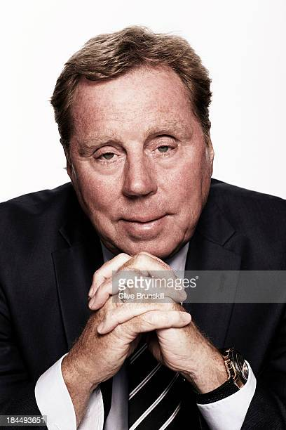 Football manager Harry Redknapp is photographed for Ebury press on July 2 2013 in London England