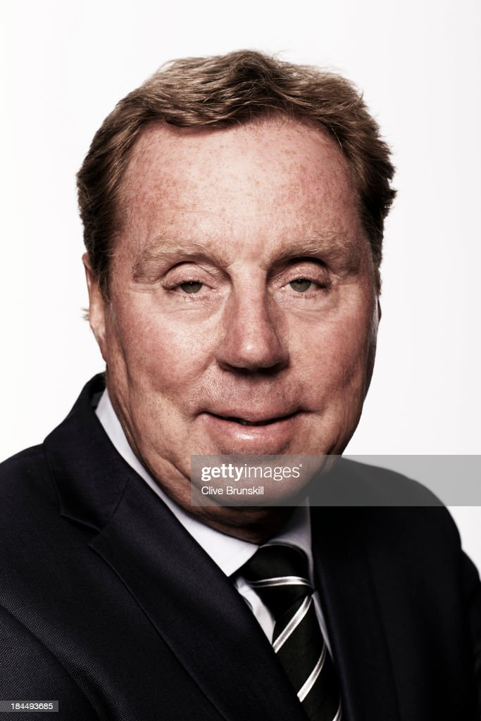 Football manager <a gi-track='captionPersonalityLinkClicked' href=/galleries/search?phrase=Harry+Redknapp&family=editorial&specificpeople=204768 ng-click='$event.stopPropagation()'>Harry Redknapp</a> is photographed for Ebury press on July 2, 2013 in London, England.