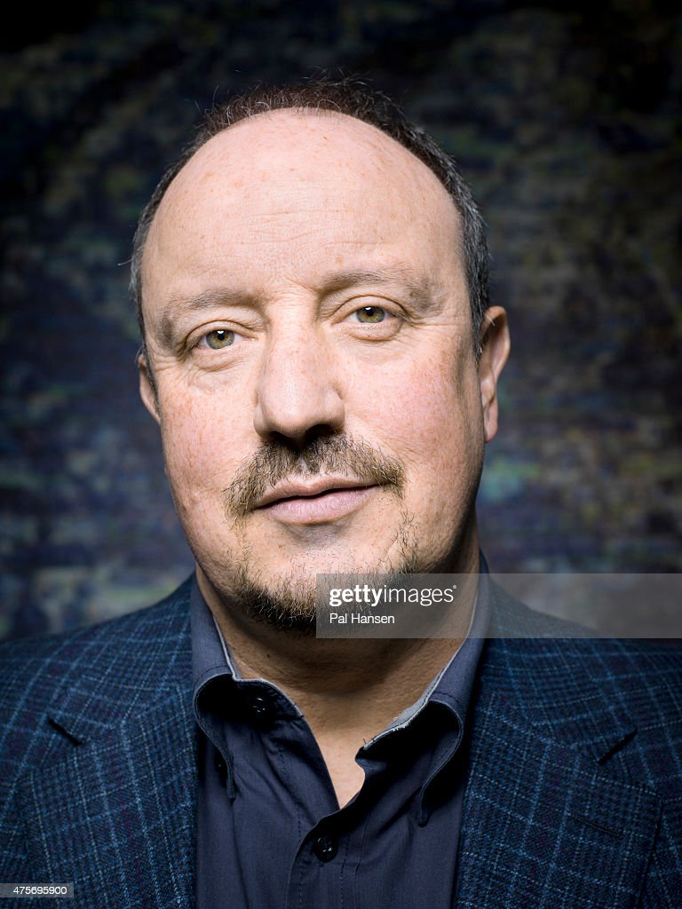 Rafa Benitez, LAF magazine Holland, May 1, 2013