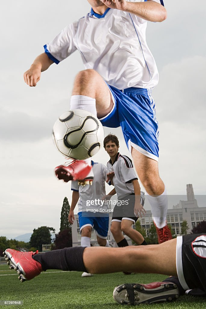 Football match : Stock Photo