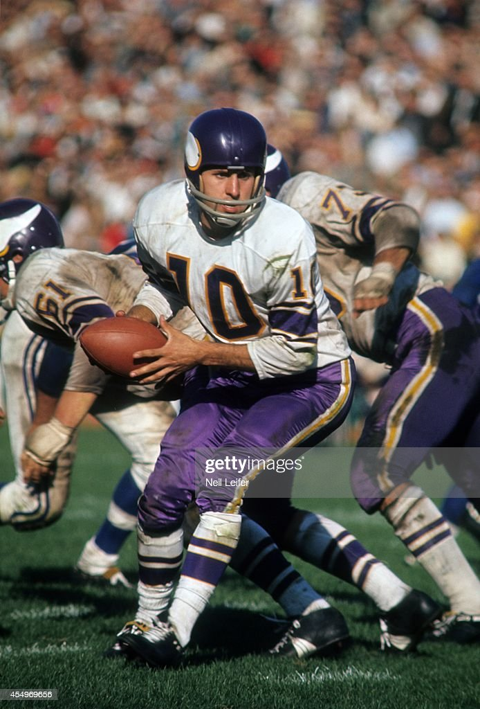 football-minnesota-vikings-qb-fran-tarke
