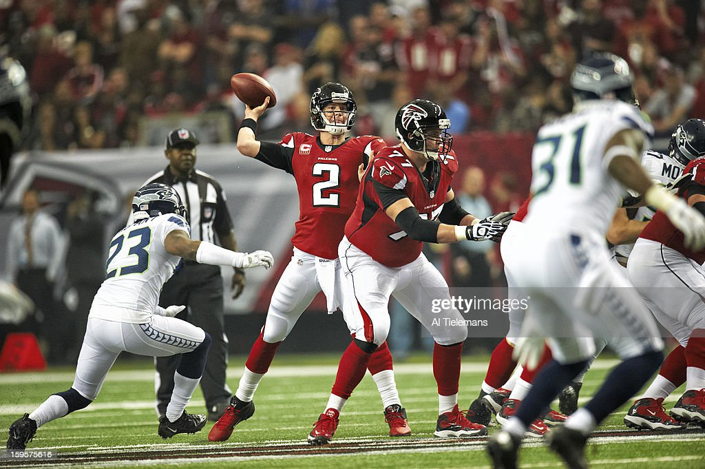 Atlanta Falcons vs Seattle Seahawks, 2013 NFC Divisional Playoffs
