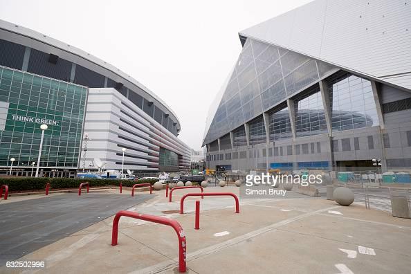 Mercedes benz stadium atlanta stock photos and pictures for Mercedes benz dome in atlanta