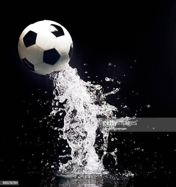 football out of water