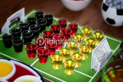 Fu ball partydeko stock foto thinkstock for Deko deutschland