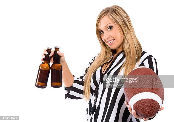 Football Party Waitress