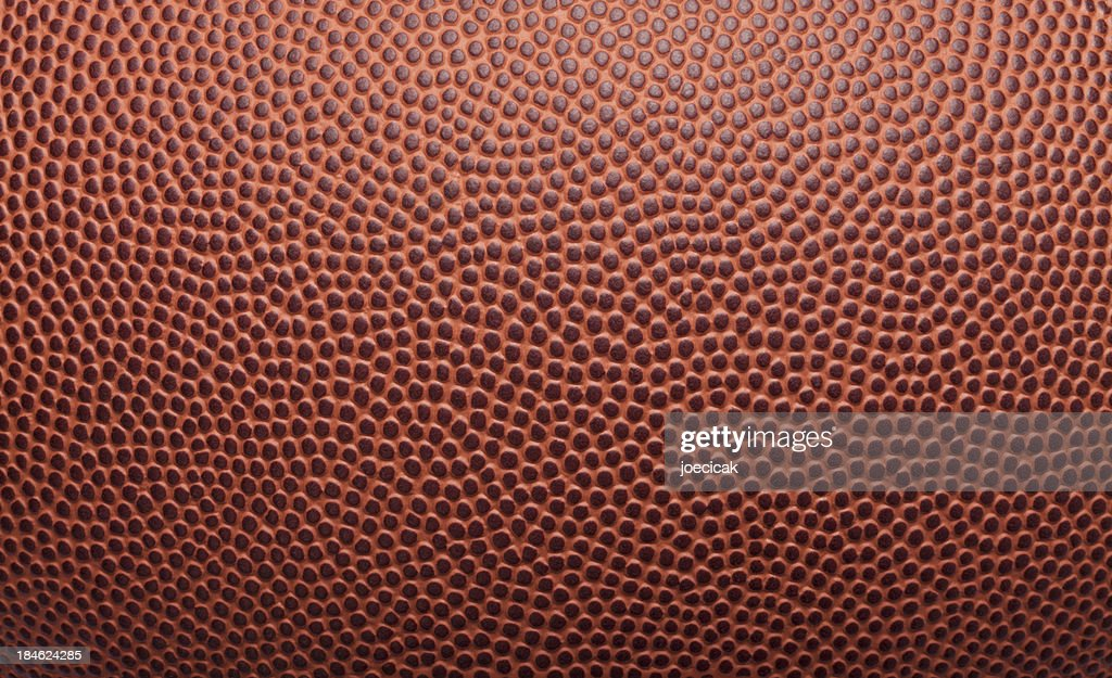 Football leather background