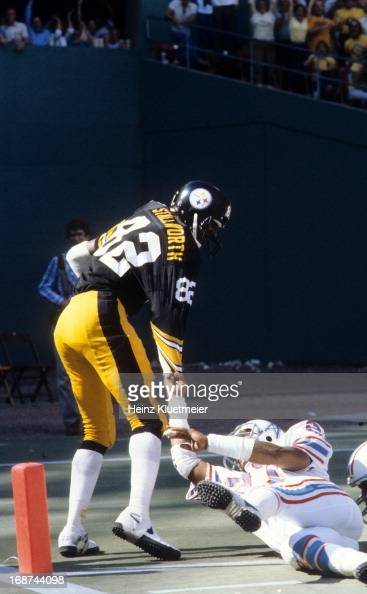 Pittsburgh Steelers vs Houston Oilers Pictures | Getty Images