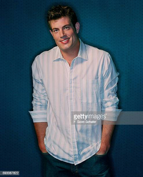 Football player Jesse Palmer is photographed for People Magazine in 2001 PUBLISHED IMAGE