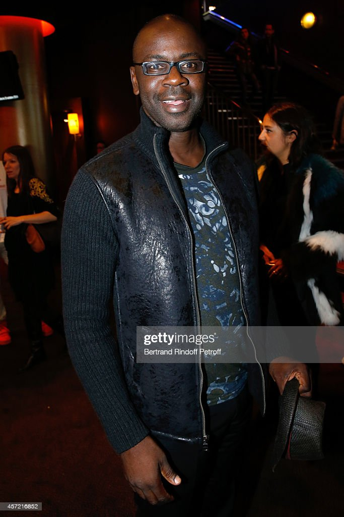 Football Player <a gi-track='captionPersonalityLinkClicked' href=/galleries/search?phrase=Lilian+Thuram&family=editorial&specificpeople=211248 ng-click='$event.stopPropagation()'>Lilian Thuram</a> attends the Samba Premiere to Benefit 'CekeDuBonheur' which celebrates its 10th anniversary. Held at Cinema Gaumont Champs Elysees on October 14, 2014 in Paris, France.