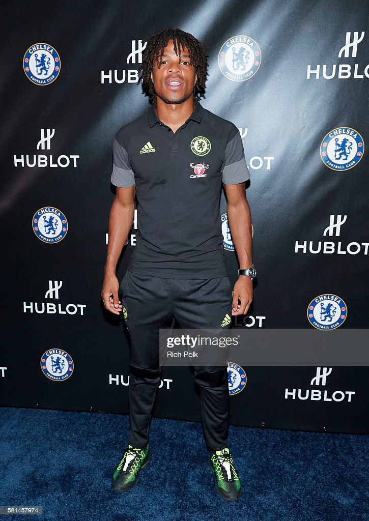 Hublot Welcomes Chelsea FC To Los Angeles