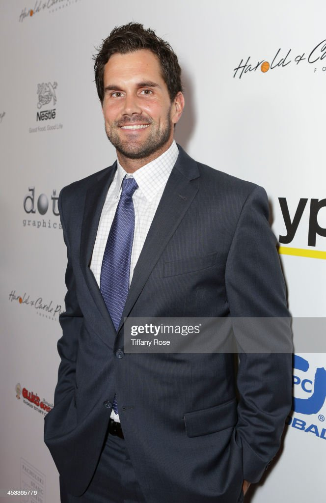 Football player Matt Leinart attends the 14th Annual Harold & Carole Pump Foundation Event on August 8, 2014 in Los Angeles, California.