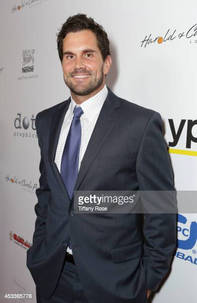 Football player Matt Leinart attends the 14th Annual Harold Carole Pump Foundation Event on August 8 2014 in Los Angeles California