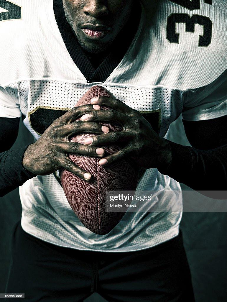 Football Player : Stock Photo
