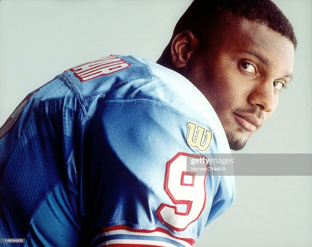 Steve McNair, Sports Illustrated, September 1, 1997