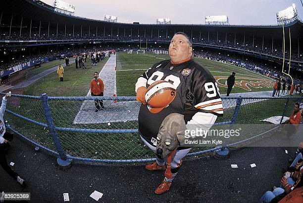Cleveland Browns Dawg Pound Stock Photos and Pictures ...