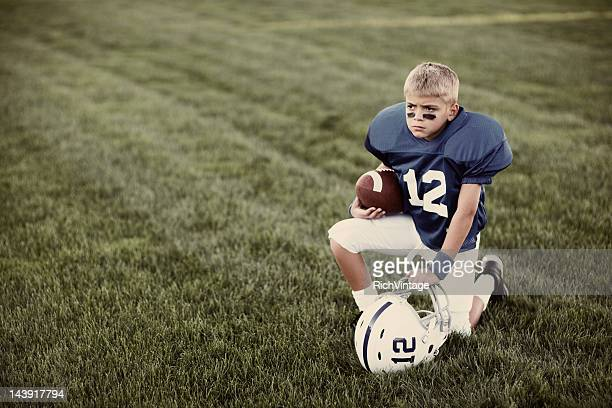 Football Portrait