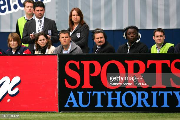BBC football pundit Garth Crooks