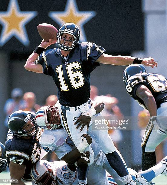 San Diego Chargers Backup Quarterback: Ryan Leaf Stock Photos And Pictures
