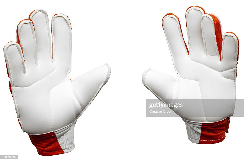 Football / soccer goal keepers gloves