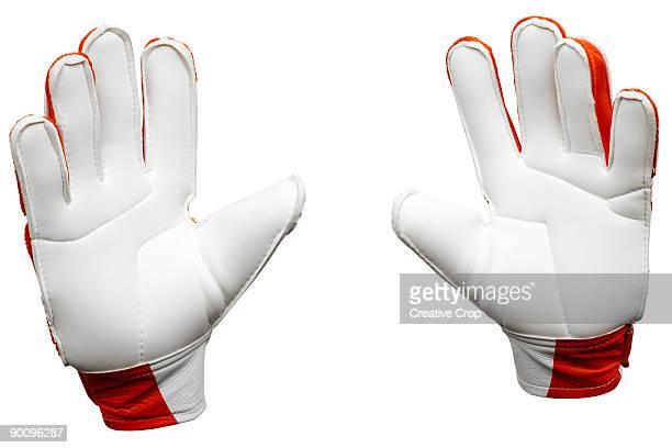 Football / soccer goal keepers gloves