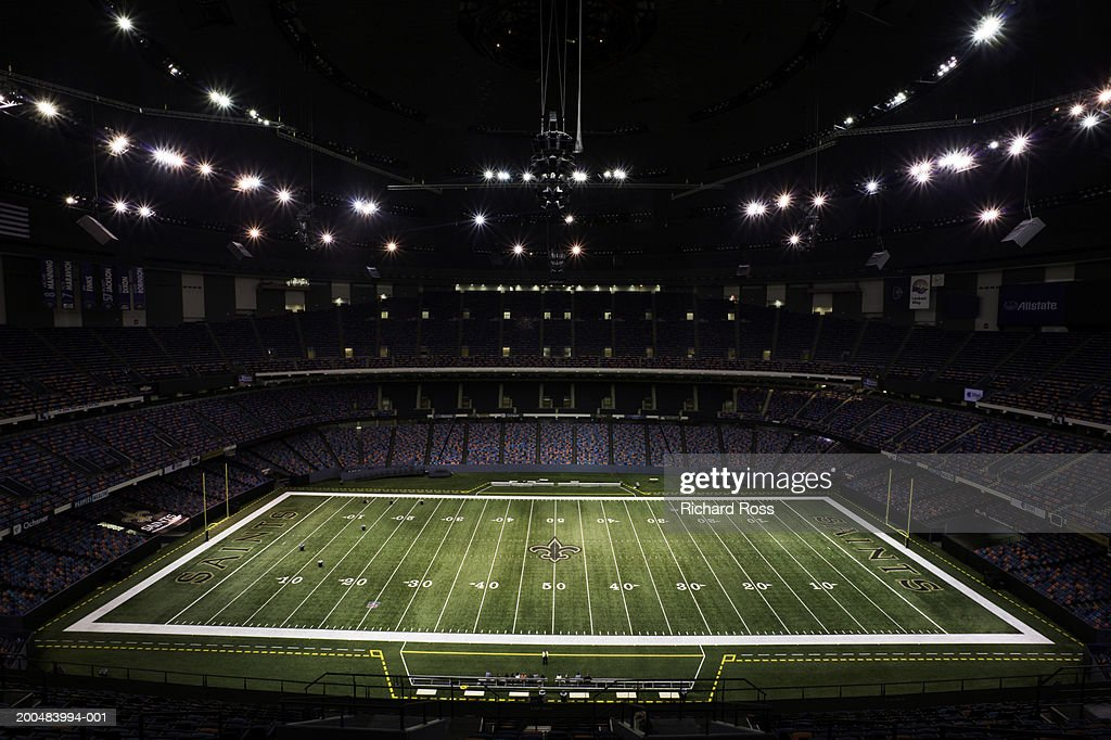 Football stadium : Stock Photo