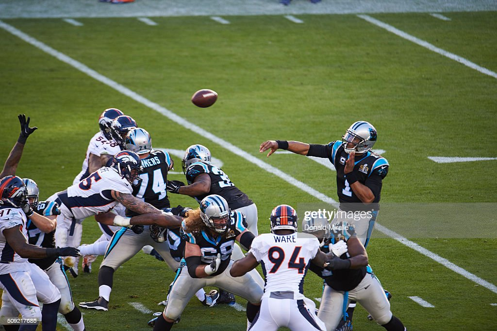 cam newton american football quarterback getty images
